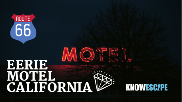 Eerie Motel, California